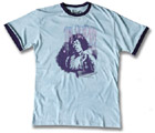 The Shirt Sale - Jimi Hendrix Waterfall T-shirt